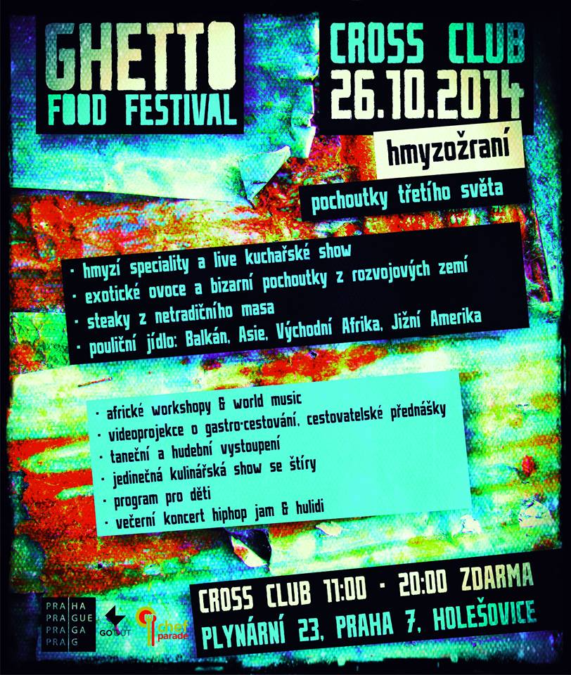 Ghetto streed food festival Cross 2014